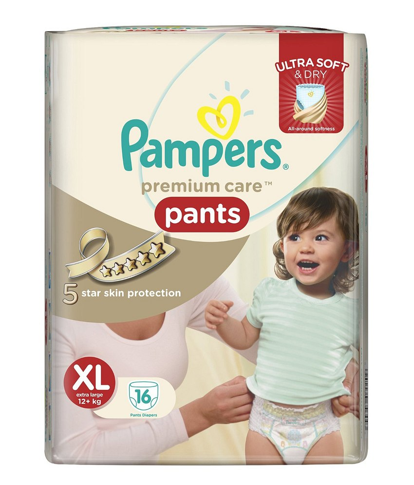 Pampers Premium Care Pants XL16 (12+ kg)