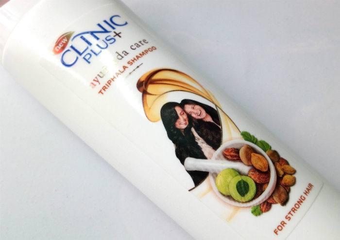 Clinic Plus Ayurvedic Shampoo Mid Bottle 175 ML