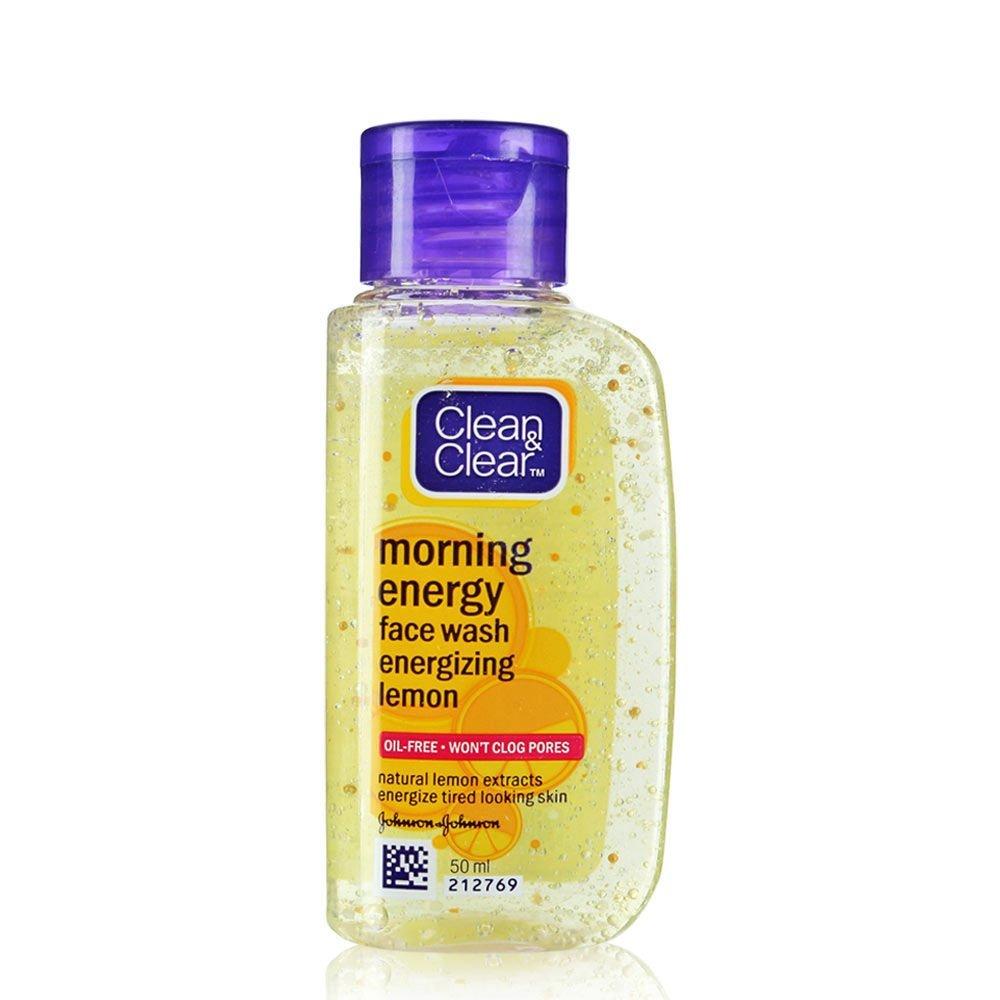 Clean  & Clear Morning Energy Lemon Face Wash  50ml