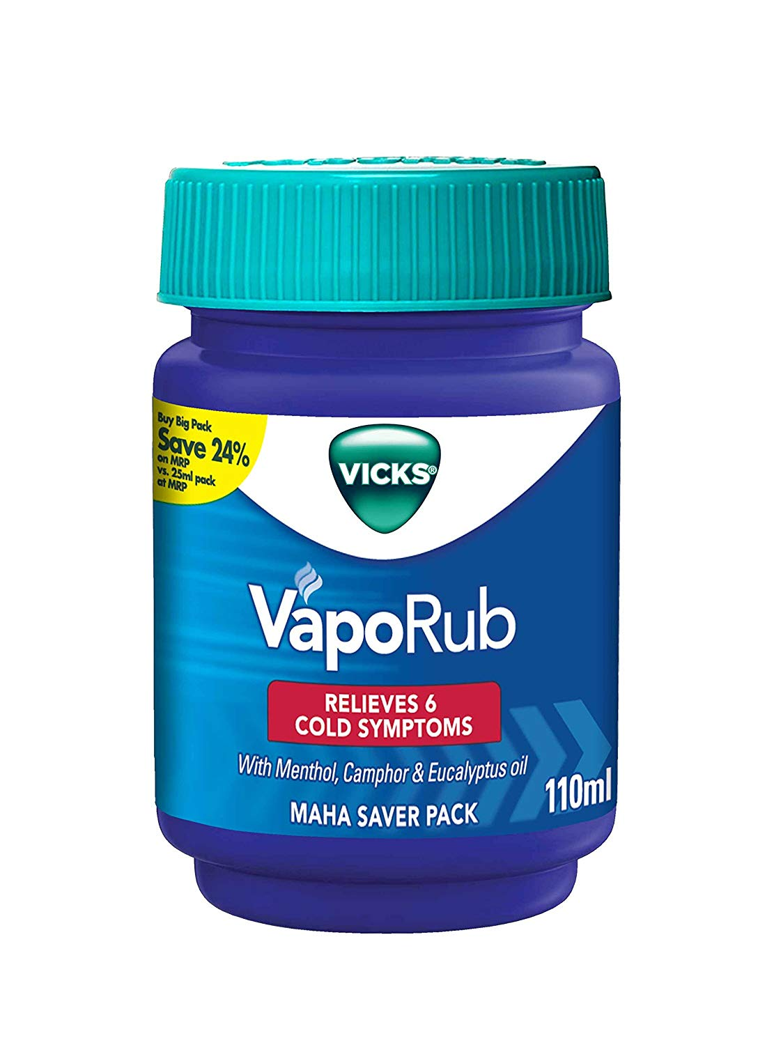 VICKS VAPORUB 110ML