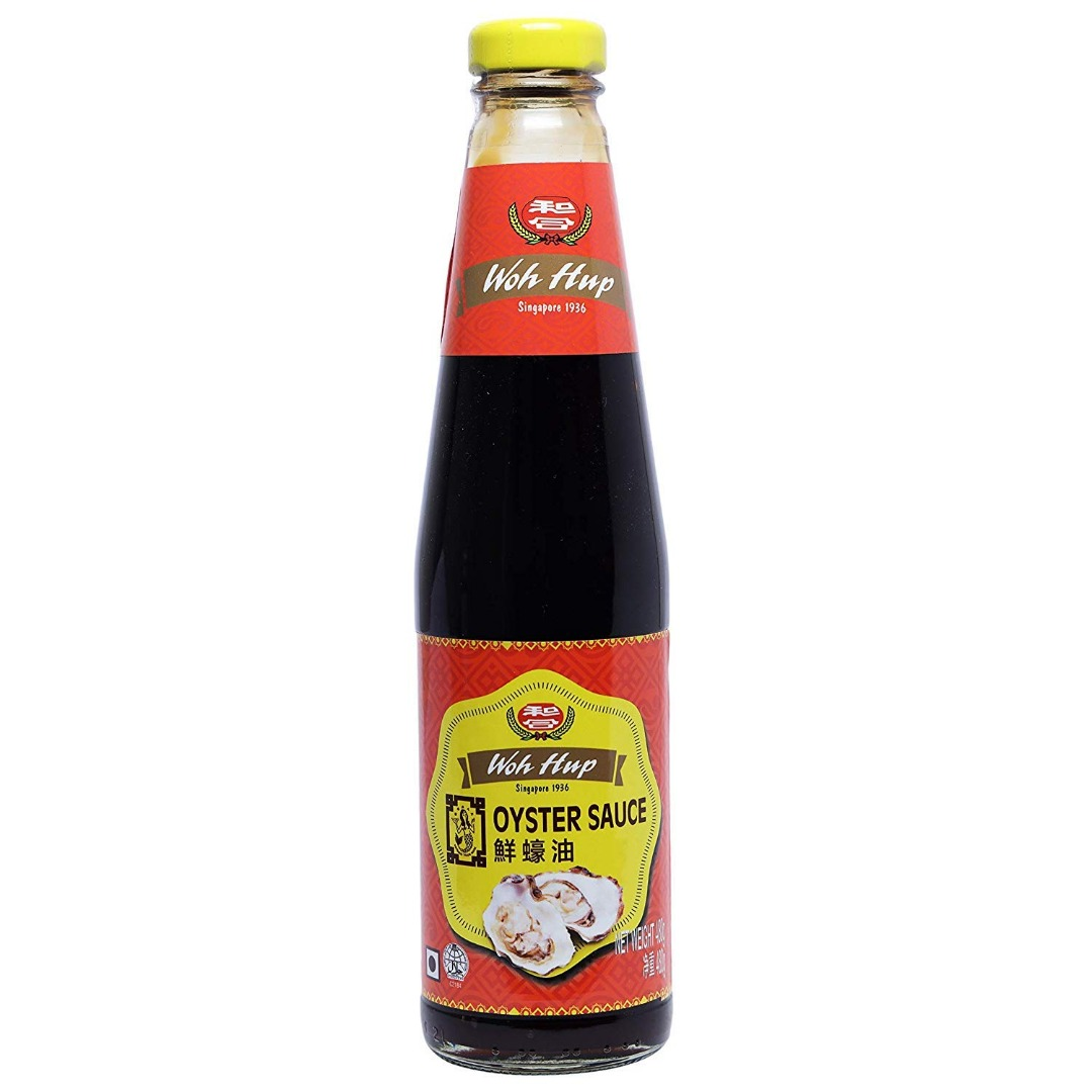 Woh Hup Oyster Sauce 480 Grams