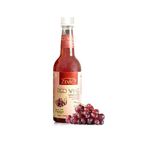Zevic Red Wine Vinegar with Mother, 500ml