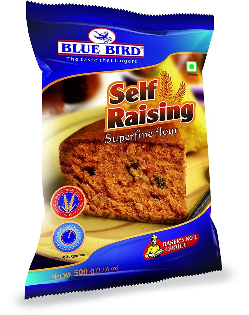 Blue Bird Self Raising Flour, 500g