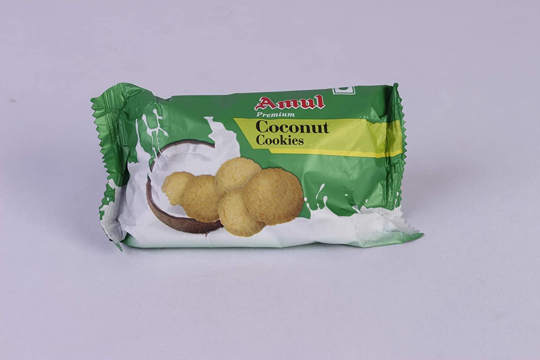AMUL COCONUT COOKIES 50GM