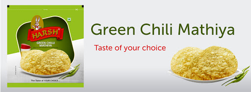 HARSH MATHIYA GREEN CHILLI 500GM