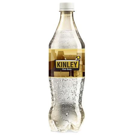 KINLEY CLUB SODA 250ML