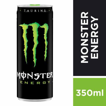MONSTER ENERGY JUICE 350ML